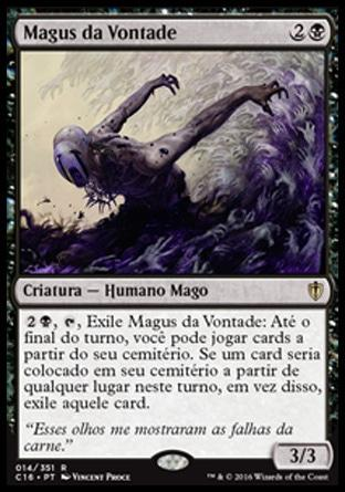 Magus da Vontade / Magus of the Will