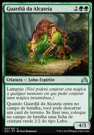 Guardiã da Alcateia / Pack Guardian