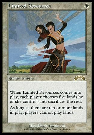Recursos Limitados / Limited Resources