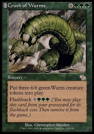 Aglomerado de Vormes / Crush of Wurms