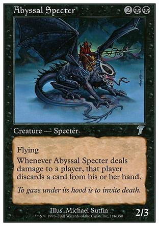 Espectro Abissal / Abyssal Specter