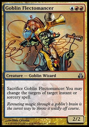 Goblin Flexomante / Goblin Flectomancer