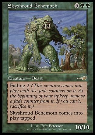 Behemoth de Skyshroud