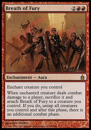 Bafo de Fúria / Breath of Fury