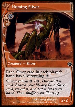 Fractius Migrante / Homing Sliver