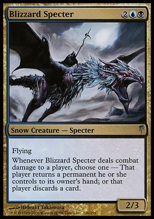 Espectro da Nevasca / Blizzard Specter