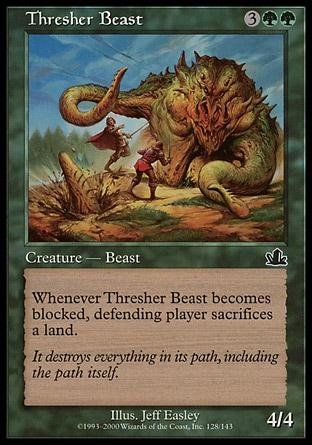 Besta Destruidora / Thresher Beast
