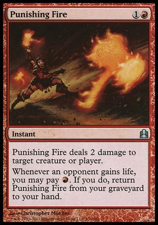Fogo Punidor / Punishing Fire