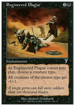 Praga Fabricada / Engineered Plague