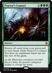 Conselho do Pretor / Praetor's Counsel