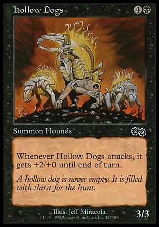 Cães Ôcos / Hollow Dogs