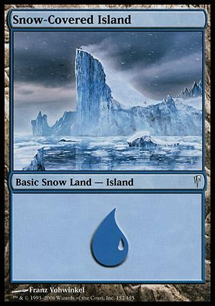 Ilha da Neve / Snow-Covered Island