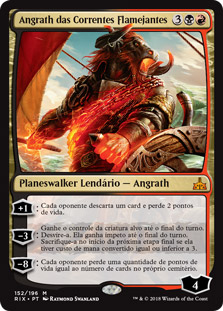 Angrath das Correntes Flamejantes