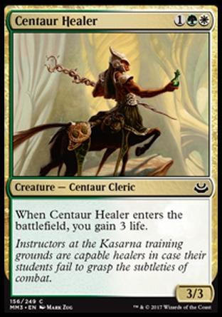 Curandeiro Centauro / Centaur Healer