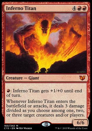 Titã do Inferno / Inferno Titan