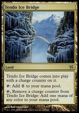 Ponte de Gelo de Tendo / Tendo Ice Bridge