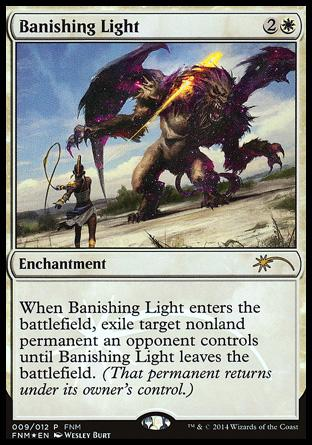 Luz Banidora / Banishing Light