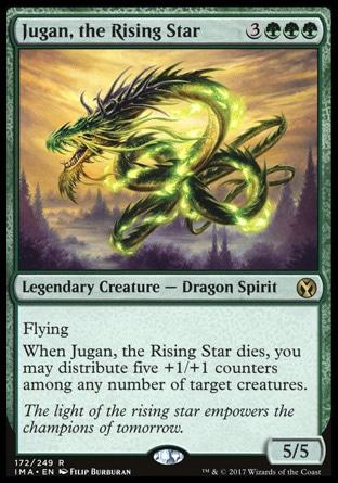 Jugan, a Estrela Ascendente / Jugan, the Rising Star