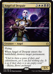 Anjo do Desespero / Angel of Despair