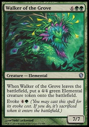 Andarilho do Bosque / Walker of the Grove