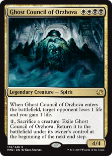 Conselho Fantasma de Orzhova / Ghost Council of Orzhova