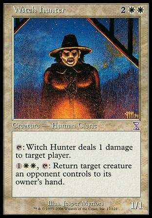 Caçador de Bruxa / Witch Hunter