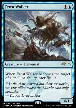 Caminhante do Gelo / Frost Walker