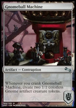 Gnomeball Machine