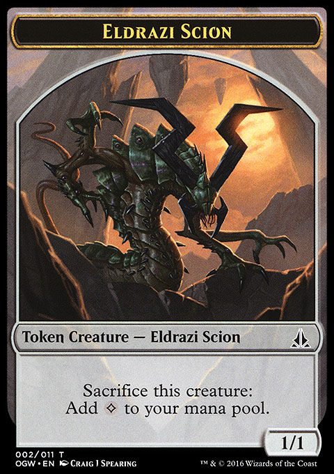 Eldrazi Scion (#2)