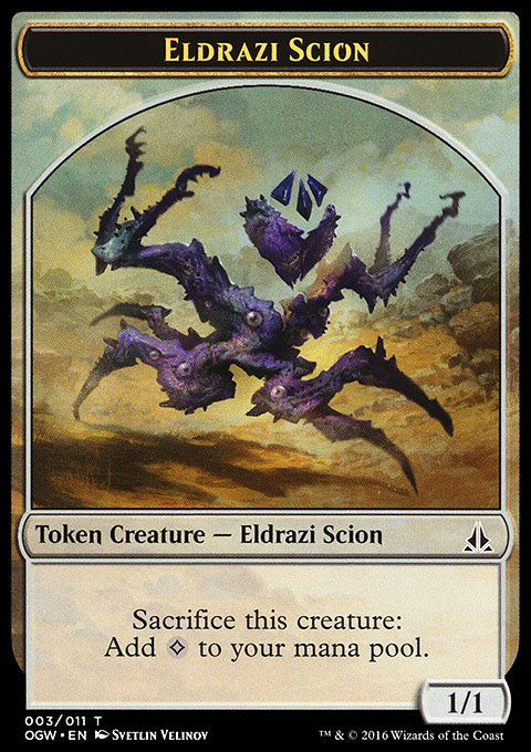 Eldrazi Scion (#3)