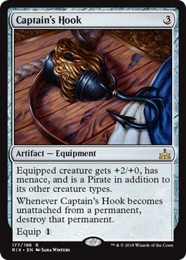 Captain's Hook