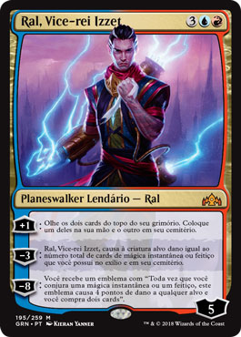 Ral, Vice-rei Izzet / Ral, Izzet Viceroy