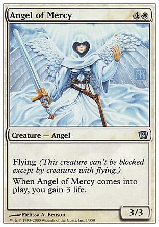 Anjo de Misericórdia / Angel of Mercy