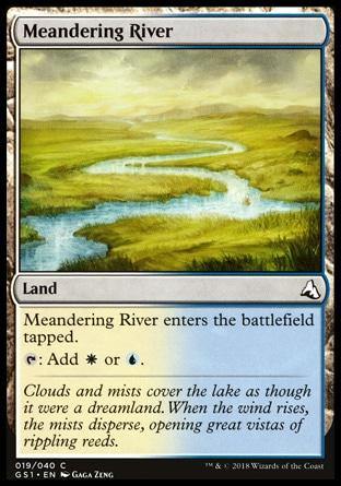 Rio Sinuoso / Meandering River