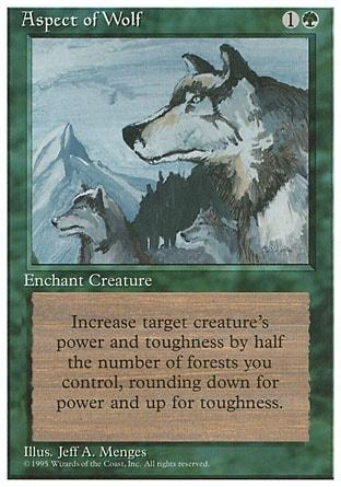 Natureza do Lobo / Aspect of Wolf
