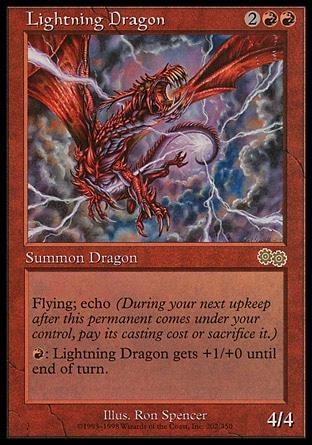 Dragão do Relâmpago / Lightning Dragon