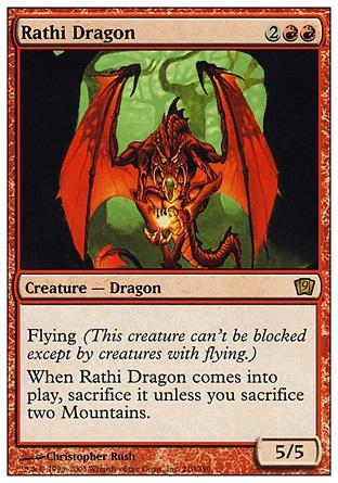 Dragão de Rath / Rathi Dragon