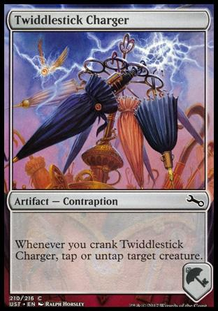 Twiddlestick Charger