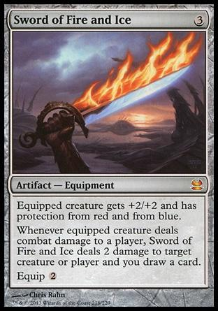 Espada de Fogo e Gelo / Sword of Fire and Ice