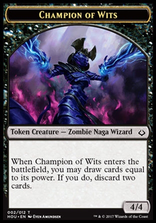 Champion of Wits 4/4