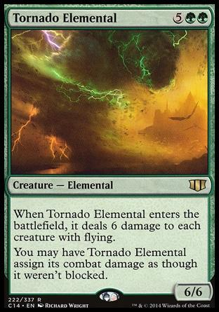 Elemental do Tornado / Tornado Elemental