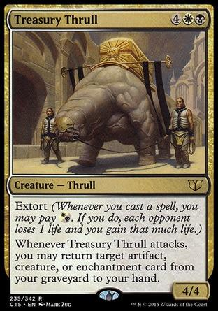 Thrull do Tesouro / Treasury Thrull