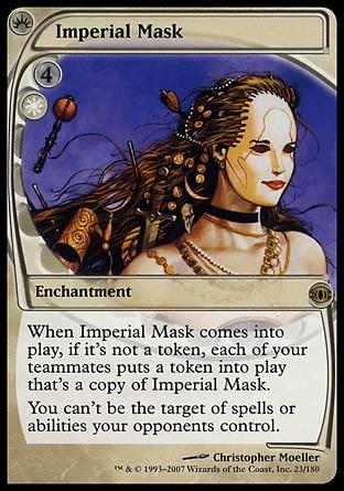 Máscara Imperial / Imperial Mask