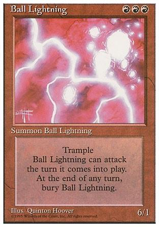 Esfera de Raios / Ball Lightning