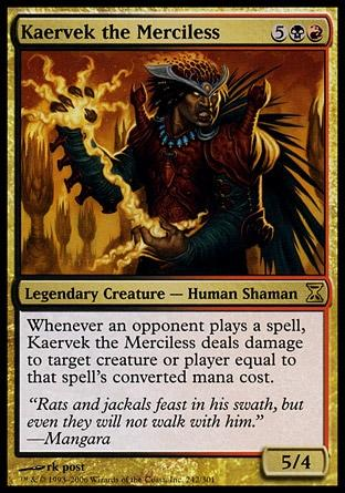 Kaervek, o Impiedoso / Kaervek the Merciless