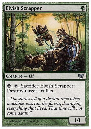 Sucateiro Élfico / Elvish Scrapper