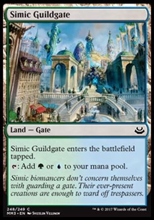 Portão da Guilda Simic / Simic Guildgate