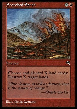 Terra Devastada / Scorched Earth