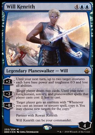 Will Kenrith