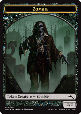 Zombie 2/2 (Front)
